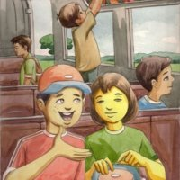 talented picture book illustrator (2)
